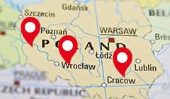 Mapa świadomych miejsc